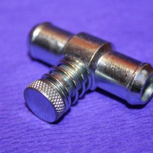 Регістр потужності (гвинт жадібності/дозатор газу) 16×16 металевий