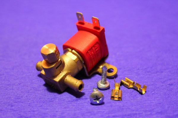 Клапан бензину 1226 латунь Atiker