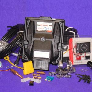 Електроніка Stag Q Next Plus на 4 циліндра (PS-04)