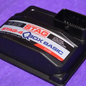Електронний блок управління Stag Q-Box Basic на 4 цил