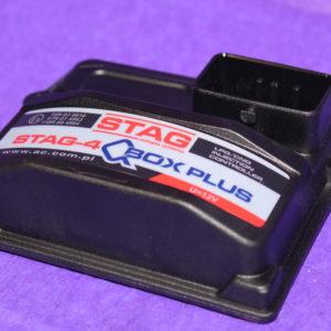 Електронний блок управління Stag Q- Box Plus на 4 цил