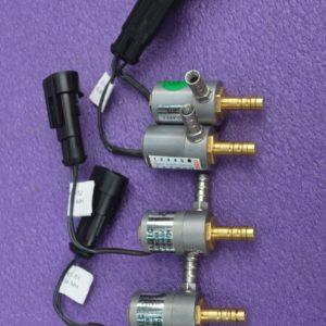 Газові форсунки Magic FX на 4 циліндри