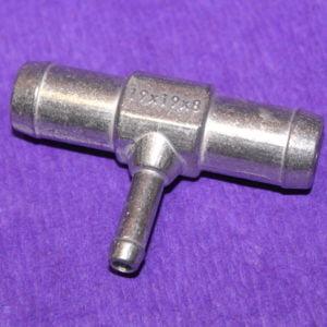 Трійник Т-образный тосольний 19х8х19(алюмінієвий)