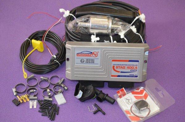 Електроніка Stag-400 DPI, 4 цил, блок А1