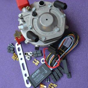 Комплект інжекторної системи LPG Mini Kit VR04 Super