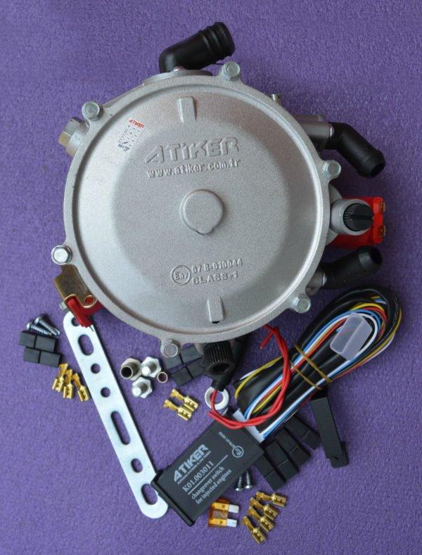 Комплект інжекторної системи LPG Mini Kit VR01 Super