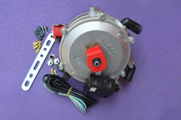Комплект вакуумної системи LPG Mini Kit VR02 Super