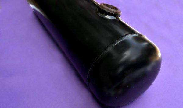 Газовий балон пропан-бутан циліндричної форми 45л (Atiker)
