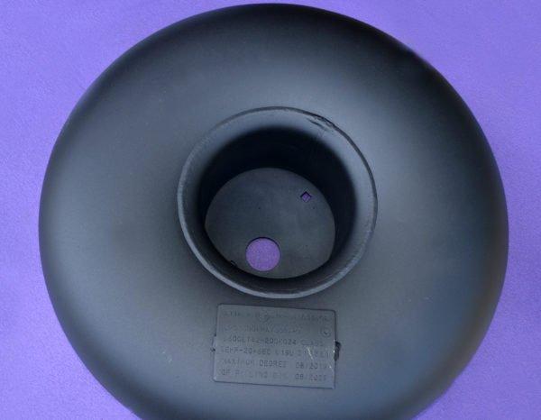 Газовий внутрішній балон тороїдальної форми (під запасне колесо) 89л Atiker