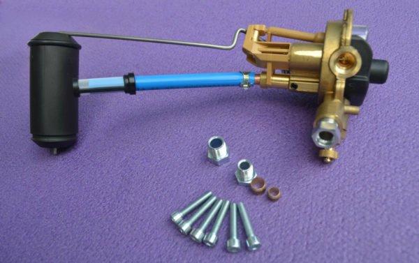 Мультиклапан Tomasetto Sprint AT00 R67-00 Н 220-30 з катушкою, вихід d8,extra клас А