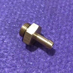 Жиклер (дюза, штуцер) входу газу (вкрутка) для форсунок