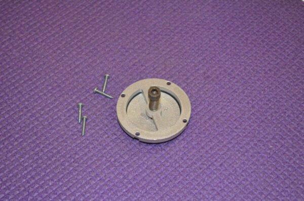Клапан антихлопковий врізний d30 мм (300-139)