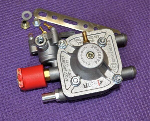Газовий редуктор Atiker SR10 (110 kW) 4 покоління (до 150 к.с.)