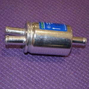 Фільтр парової фази 11/2х11 метал (1 вх. – 2 вих.) з паперовим елементом