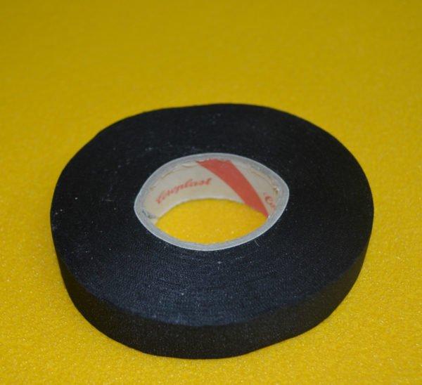 Ізоляційна срічка(ізолента), 25м*19мм Coroplast тканинна