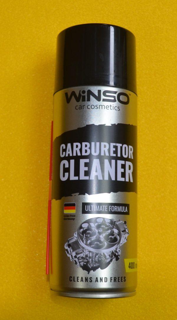 Очисник карбюратора WINSO CARBURETOR CLEANER 400 мл