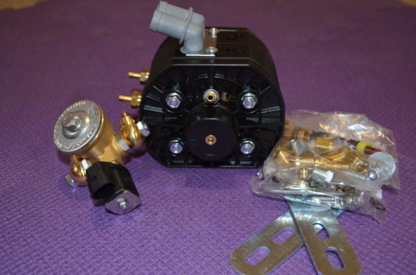 Газовий редуктор KME Twin 2.0 (400 к.с.)