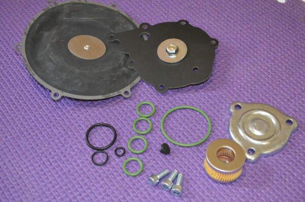 Ремкомплект до редуктора Tomasetto AT 07 з фільтром