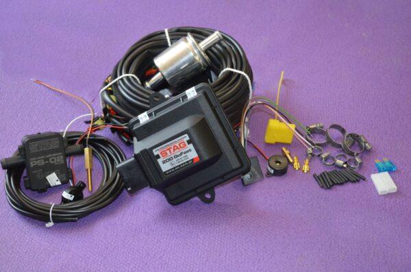 Електроніка Stag 200 Go-Fast на 4 циліндра (на PS-02)