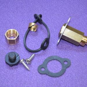 Заправний пристрій Tomasetto під ПВХ трубку (ВЗП в лючок, без адаптера)