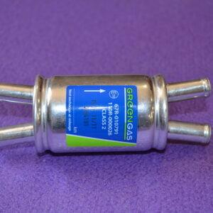 Фільтр парової фази 11х2/11х2 (два входа, два вихода) з паперовим фільтроелементом