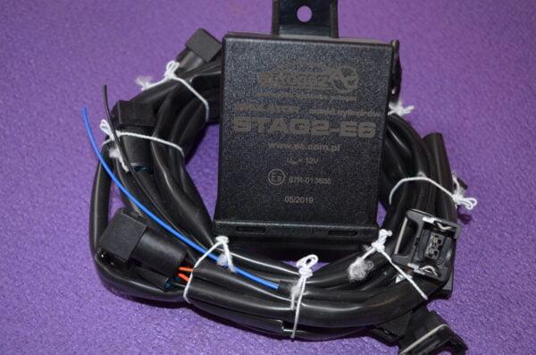 Емулятор Stag2Е-6 (6 циліндрів, роз'єм Bosch)