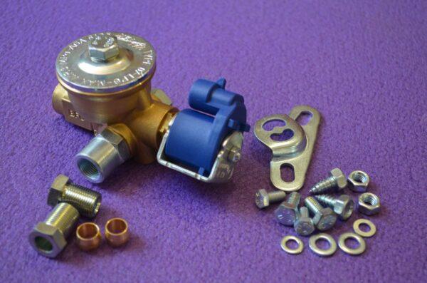 Клапан газу Valtek d6
