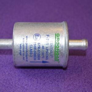 Фільтр парової фази 14/14 з паперовим фільтруючим елементом (1 вх., 1 вих.)