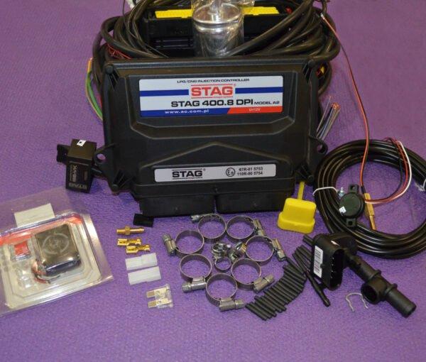Електроніка STAG-400 DPI на 8 циліндрів (NISSAN Patrol, Infiniti QX)