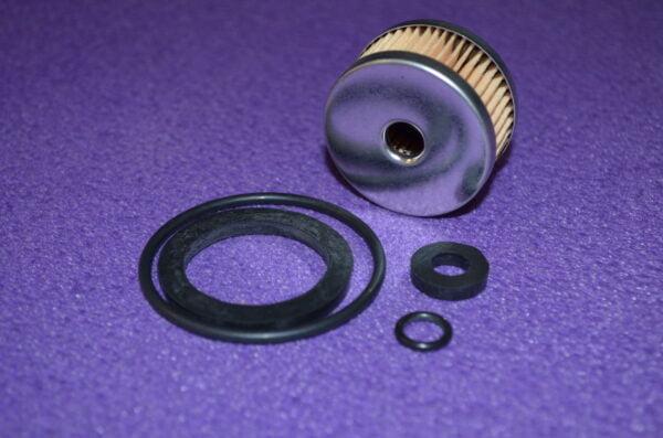 Фільтроелемент паперовий для ЕМК газа Lovato, з ущільнюючими кільцями KN-200, Certools