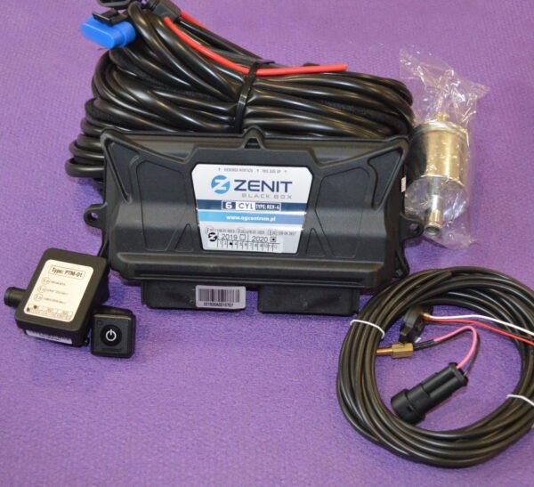 Електроніка Zenit Black BOX OBD на 6 циліндрів