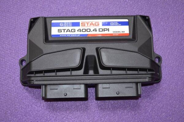 Електронний блок управління Stag 400 DPI (Версія В2), 4 цил