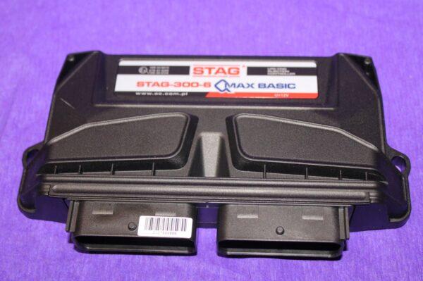 Електронний блок управління Stag-300 Q-Max BASIC на 6 цил