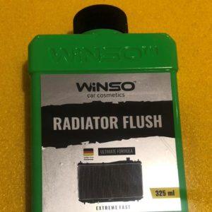 Промивка радіатора Winso 325 ml