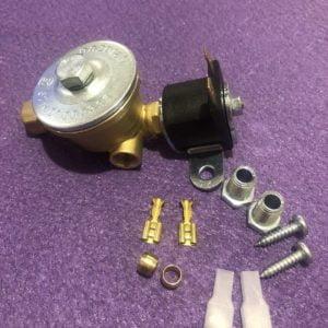 Клапан газу Nazorati d6