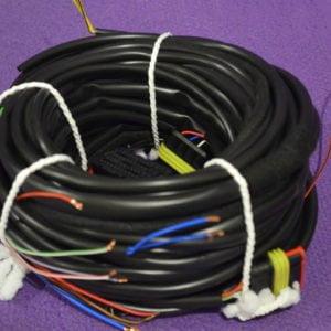 Проводка до електроніки