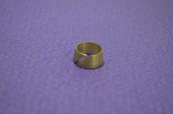 Кільце (ніпель) для термопластикової трубки 8