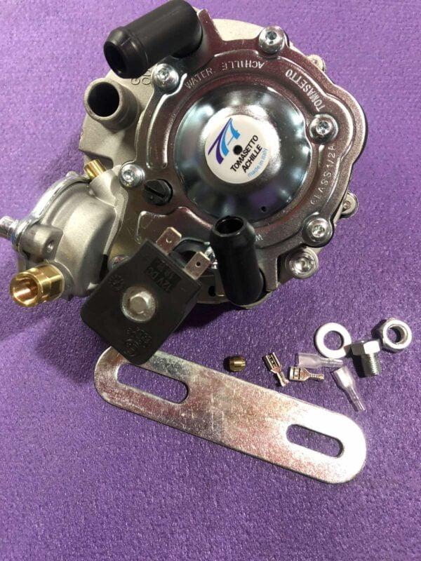 Газовий редуктор тип Tomasetto AT07 100к.с.(копія)