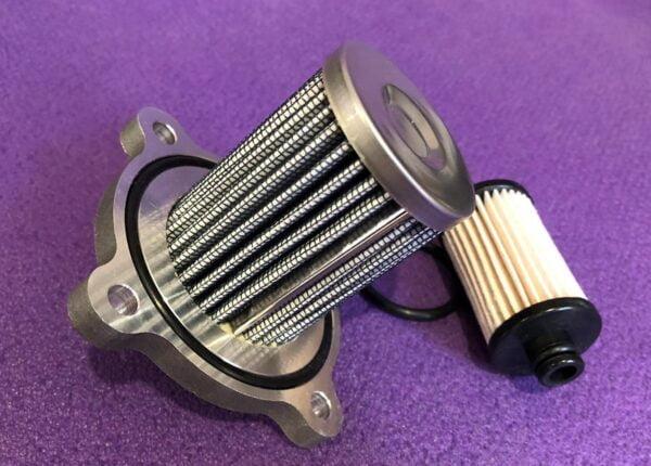 Фільтр LPI паливний (газ) на KIA K5, Hyundai,Sonata(33095 3КАА0)+катридж грубої очистки (33032-3L000) аналог