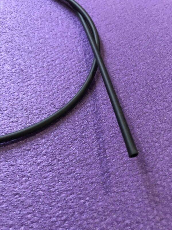 Термоусадочний трубопровід (термоусадка) 3*1 (клейова)