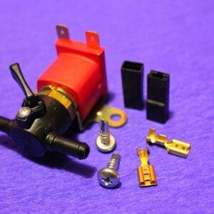 Клапан бензину Atiker 1225 пластиковий