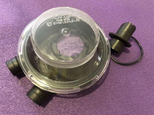 Вентеляційна коробка NLP