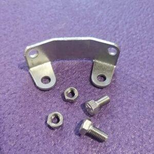 Кронштейн кріплення ВЗП в люк (півмісяць)