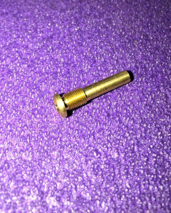 Штуцер (жиклер) виходу газу для форсунок Хана D1.9мм (3 смужки)
