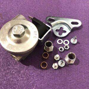 Електромагнітний клапан газу Stag BFC07  під 8 газову трубку (вихід 8)