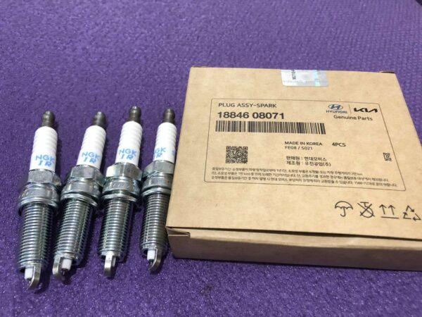 Свічки запалювання К5 Sonata (LPI/LPG) 1884608071