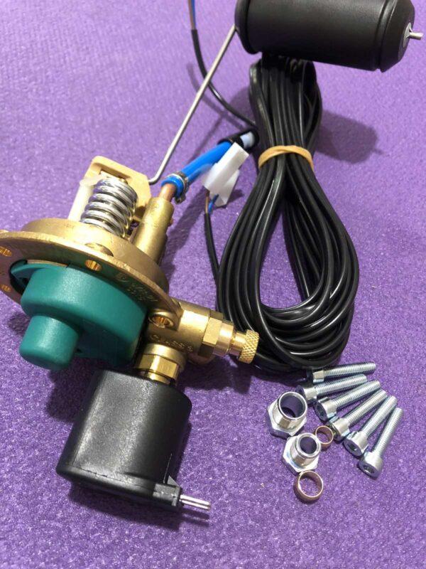 Мультиклапан GreenGas Sprint AT02 R67-00 Н160-30 з котушкой, клас A