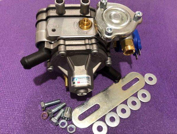 Газовий редуктор Tomasetto AT13 XP (пропан-бутан) 4-е пок. (до 375 к.с.)