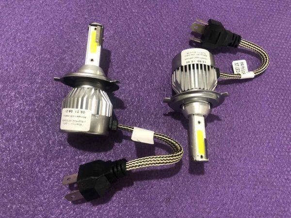 Світлодіодні лампи Stinger LED Headlight H4 Hi/Low 5500K (2шт)